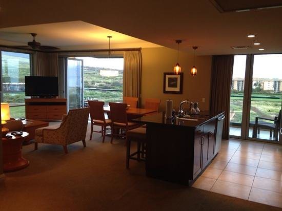 Honua Kai Resort & Spa : the room