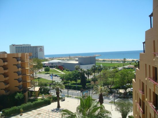 Dom Pedro Marina: View from our balcony.