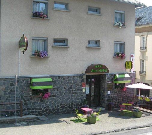 Auv'Hôtel : hôtel mauriac