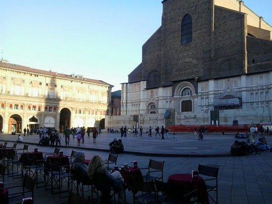 Piazza Maggiore : Relax