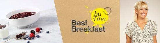 BEST WESTERN PLUS Grand Hotel : BEST Breakfast by Tina