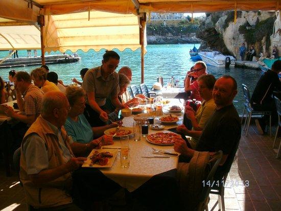 The Stone Crab: Restaurant Stone Crab