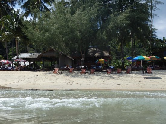 Buddha View : Beach ( 20 Min. walk )