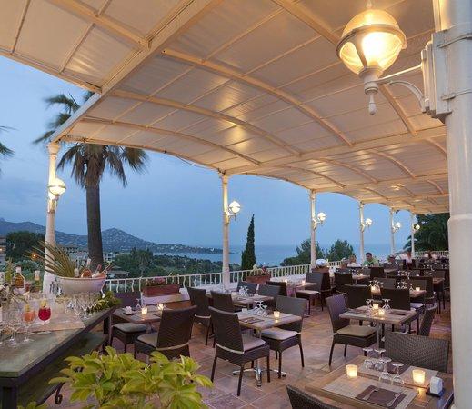 Le jardin de l 39 esterel agay restaurant bewertungen for Le jardin haguenau restaurant