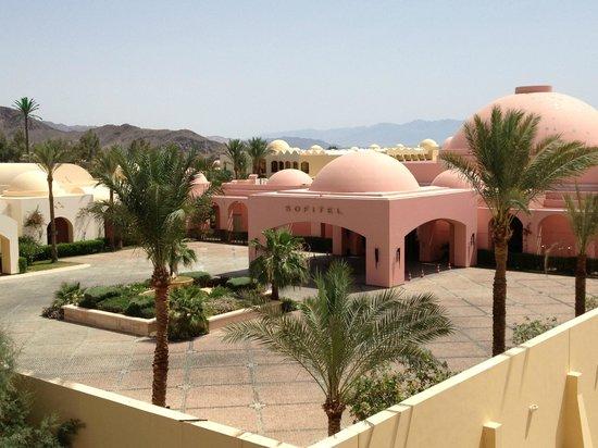 Sofitel Taba Heights: hotel wejście