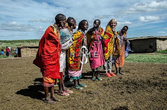 Governor's Camp: Masai