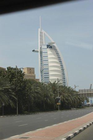 Burj Al Arab Jumeirah: Buji Al Arab