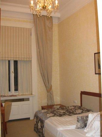 Ventana Hotel Prague: Room