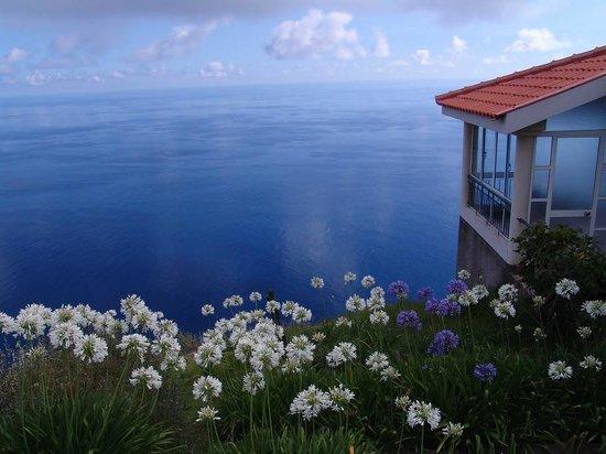 Hotel Jardim Atlantico: vue des chambres