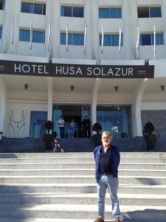 Kenzi Solazur: Llegamos