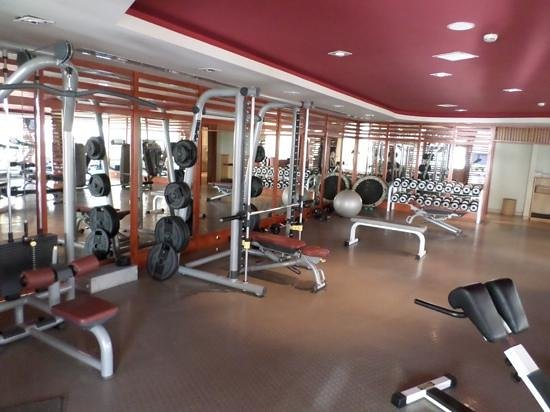Jolie Ville Hotel & Spa - Kings Island, Luxor : the gym