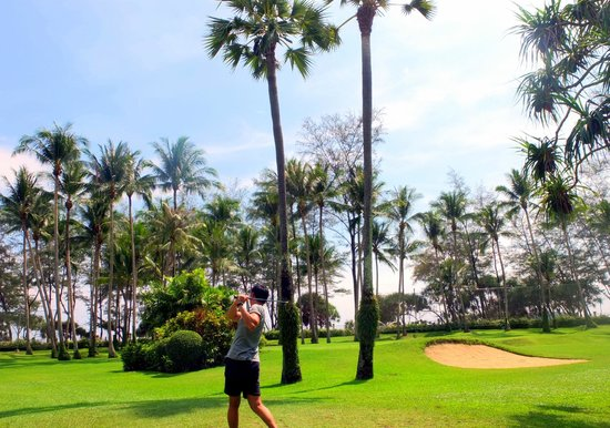 Club Med Phuket : Golf course