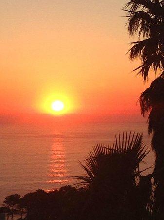 Atlanticview Cape Town Boutique Hotel : Fabulous sunsets