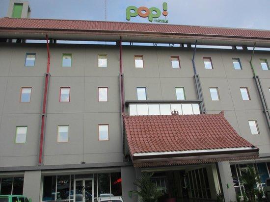 POP! Hotel Sangaji Yogyakarta: Main Building
