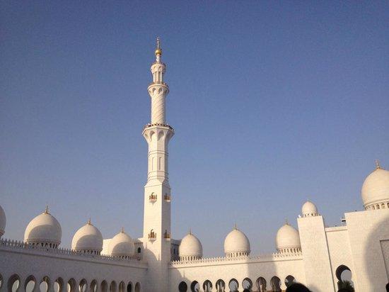 Mosquée Cheikh Zayed : Great View!