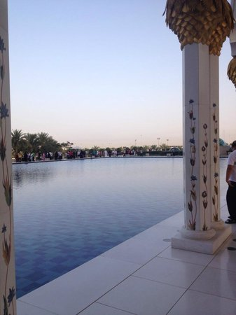 Mosquée Cheikh Zayed : Grand Mosque