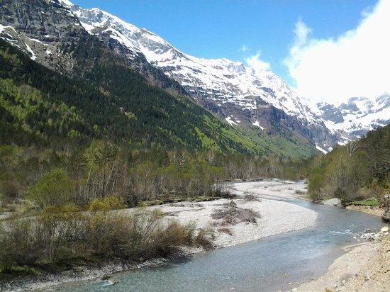 Caseron Baruca: Valle de Pineta