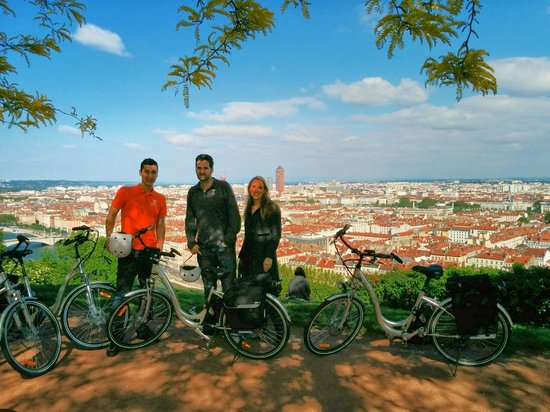 Lyon Bike Tour
