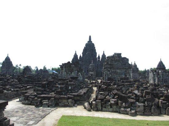 Candi Sewu (Sewu-Tempel): Main Entrance