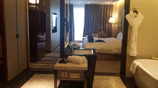 InterContinental Fuzhou: Club room