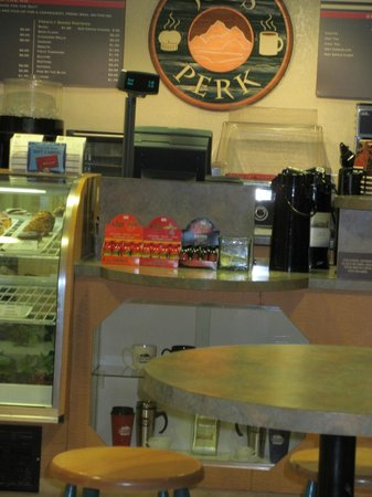 Joe's Perk-Carson Valley Inn : Joe's Perk - Carson Valley Inn Minden, Nevada