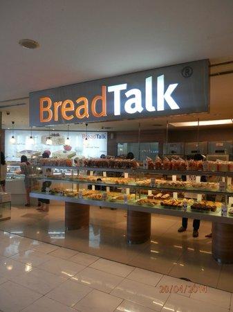 BreadTalk Discovery Shopping Mal: Bread Talk