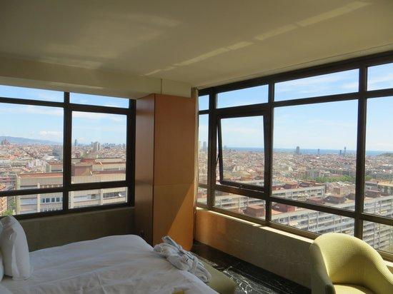 Gran Hotel Torre Catalunya : Vue magnifique