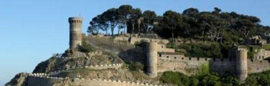 Castillo de Tossa de Mar: Recinto amurallado Tossa de Mar