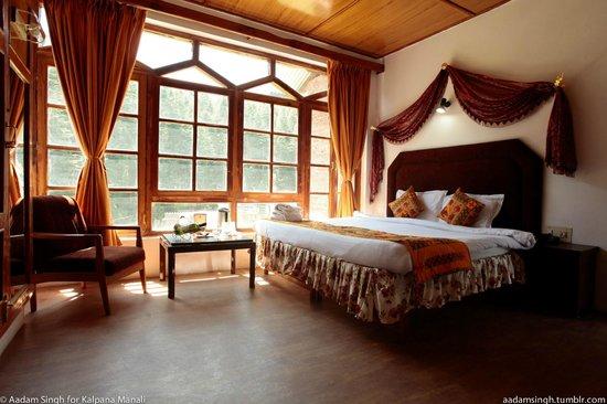 Hotel Kalpna a unit of E.G.H.C.: DELUXE