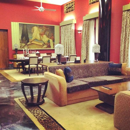 Umaid Bhawan Palace Jodhpur : Maharaja suite