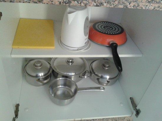 El Sombrero: Kitchen Cupboard
