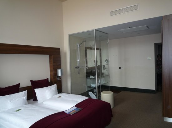 Fleming's Selection Hotel Wien-City : Notre chambre