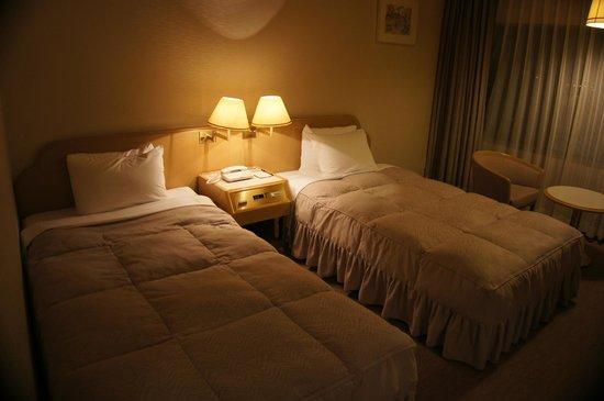 Meitetsu Komaki Hotel : 室内2