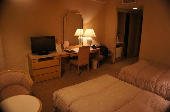 Meitetsu Komaki Hotel : 室内1