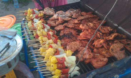 Don Det, Laos: Tasty BBQs
