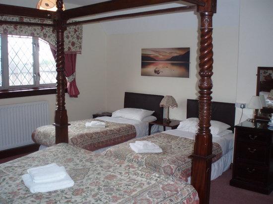 Hunters Lodge Hotel: Room 4 - Large Family Room