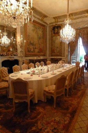 Waddesdon Manor: The Dining Room - Waddesdon