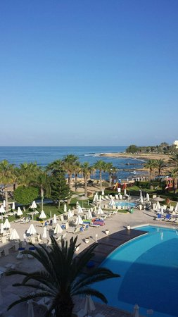 Louis Ledra Beach: View from room 223