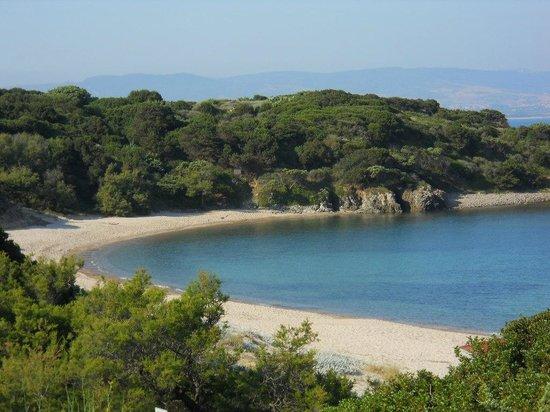 Olbia, Italien: Spiaggia di Marinedda