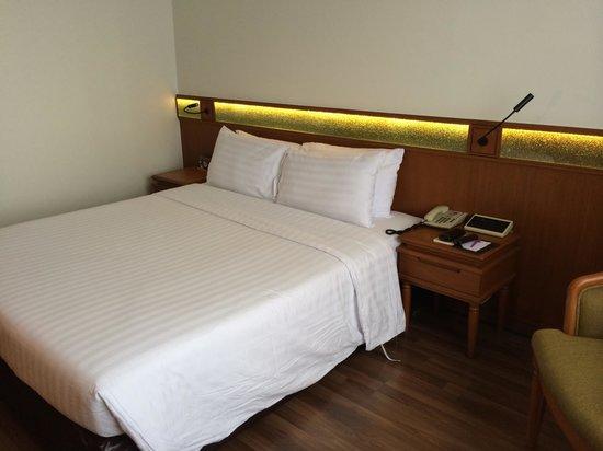 Bangkok Hotel Lotus Sukhumvit : Hotel room