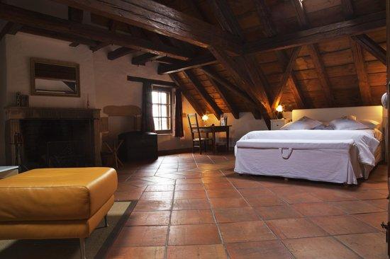 Hotel-Restaurant La Maison du Prussien : Junior suite