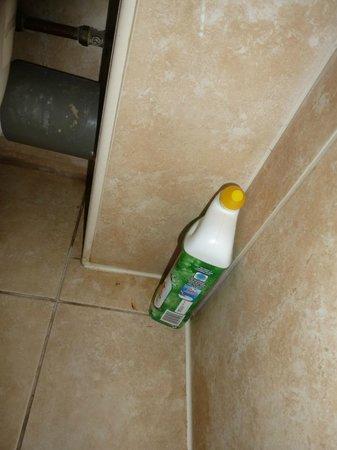 Martel Guest House: Schmutziges Bad stank nach Urin