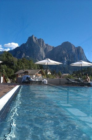 Hotel Alpenflora: che piscina!