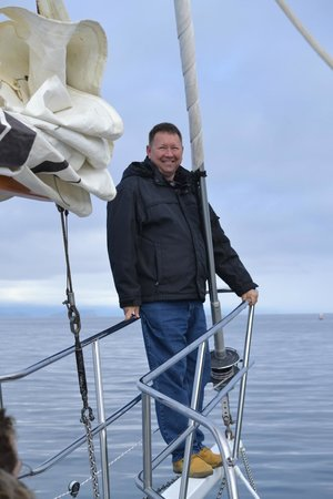 Sail Barbary: First mate for a day.