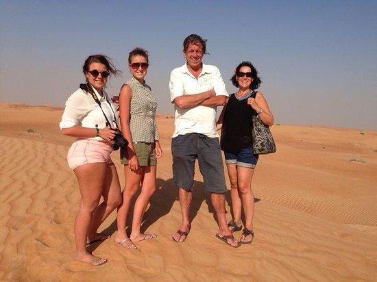 Ramada Jumeirah : Greetings from Dubai