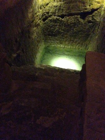 Sinagoga del Agua: Mikveh 1