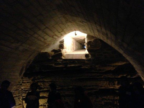 Sinagoga del Agua: Larder