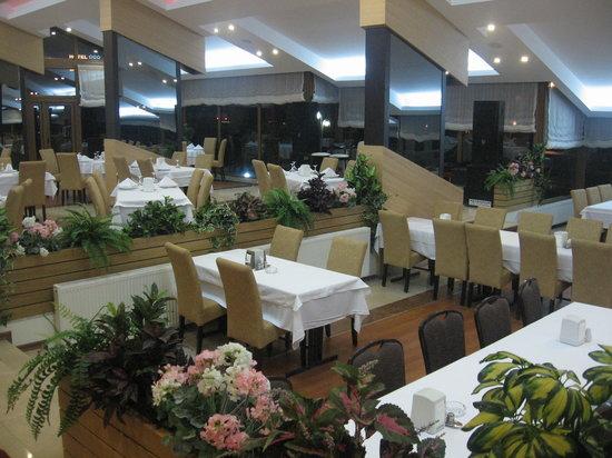 Berksoy Hotel: Restaurant