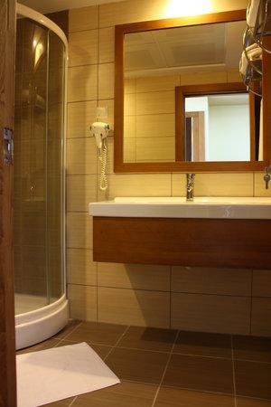 Berksoy Hotel: Bathroom