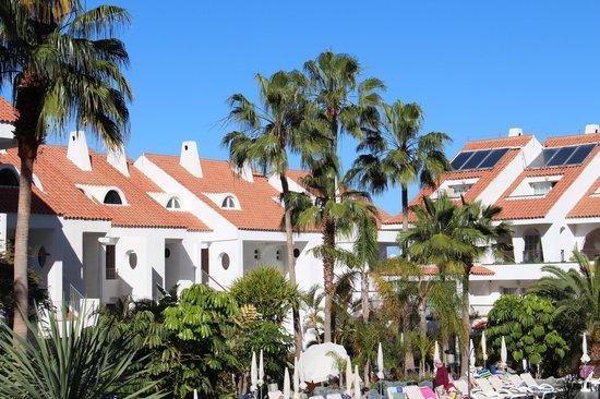 Paradise Park Fun Lifestyle Hotel : Blick in die Anlage